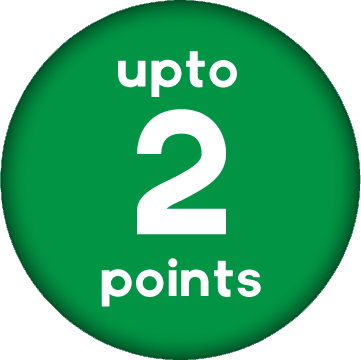 Up to 2 Points